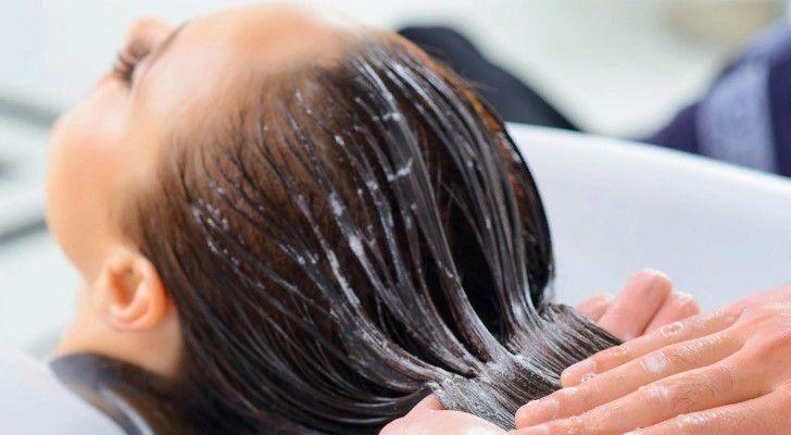 Выпрямление волос ополаскивателями