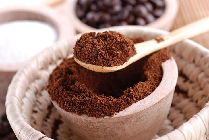 Порошок из кофейных зерен