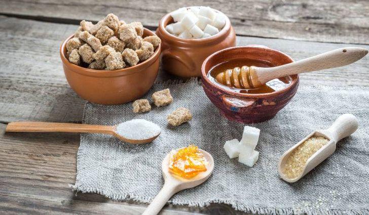 Разновидности сладких добавок