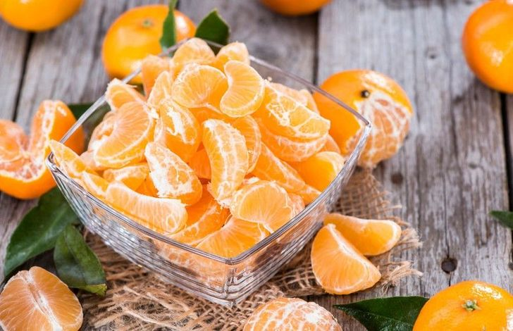 Разница между клементинами и мандаринами