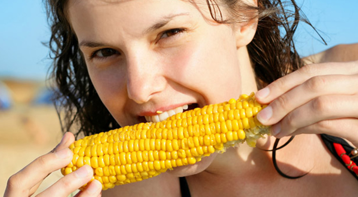 Можно ли поправиться от кукурузы