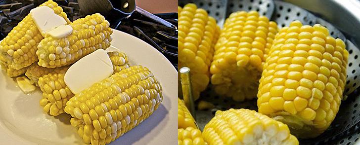 Похудение на вареной кукурузе