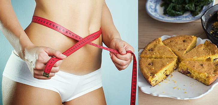 кукурузная мука для похудения