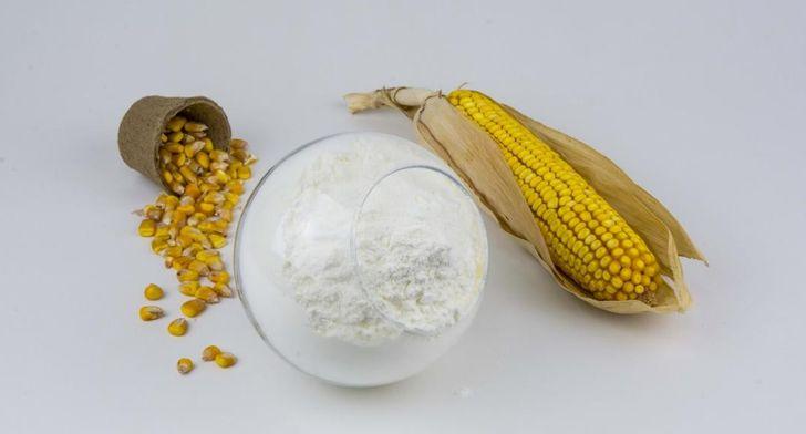 Переработка зерен кукурузы