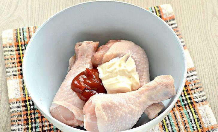 Варианты маринадов для курицы