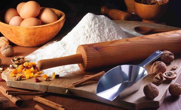 Роль яиц в выпечке