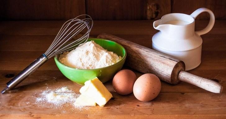 Продукты для придания пышности тесту вместо яиц