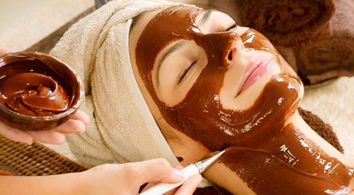 Домашняя шоколадная маска для омоложения кожи