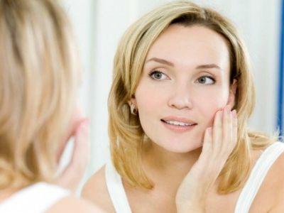 Крахмал ээфективен для зрелой кожи женщинам от 35 лет