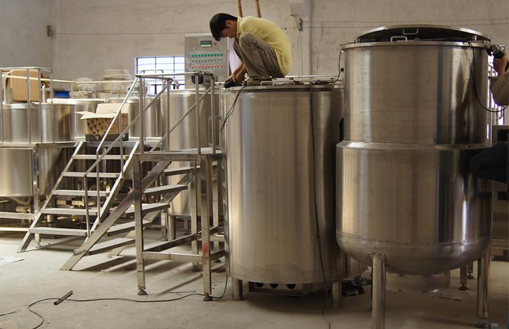 Производство топленого масла