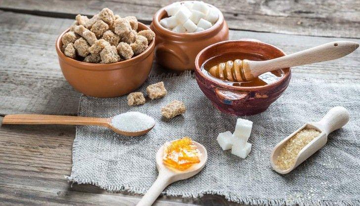 Отличия меда и сахара