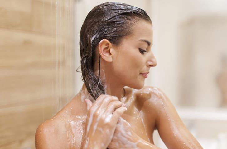 Как мыть голову молочной сывороткой