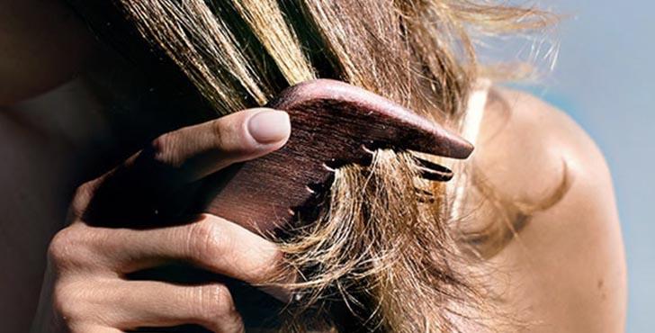 Расчесывание волос, советы