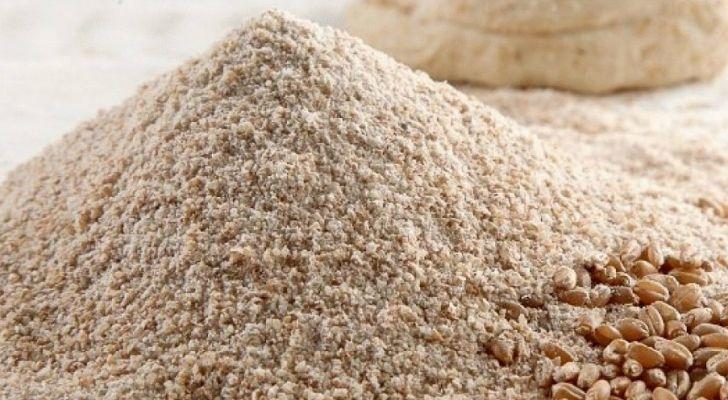 Мука цельнозерновая из пшеницы