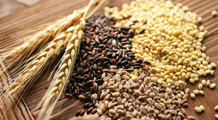 Смесь пшеницы и ржи