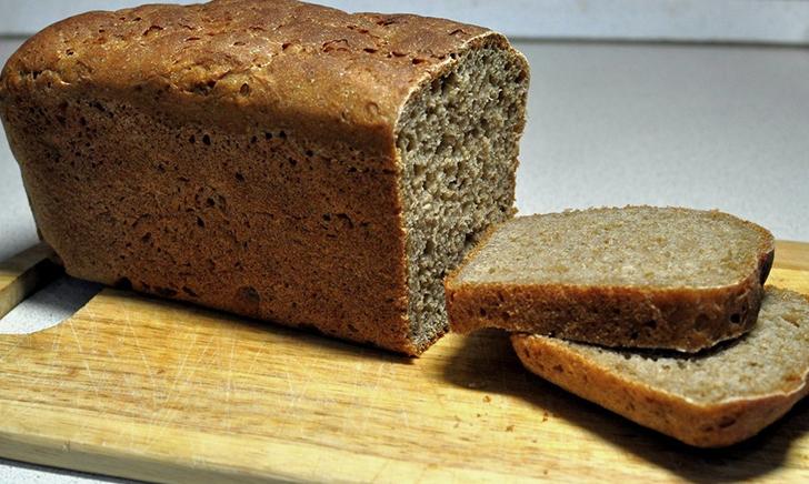 Хлеб для мытья волос