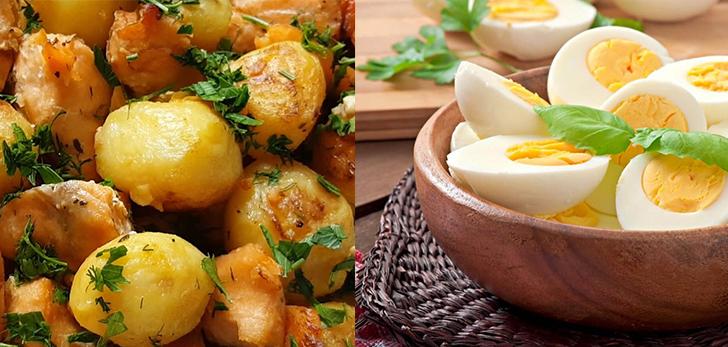 Сытные продукты с низкой калорийностью