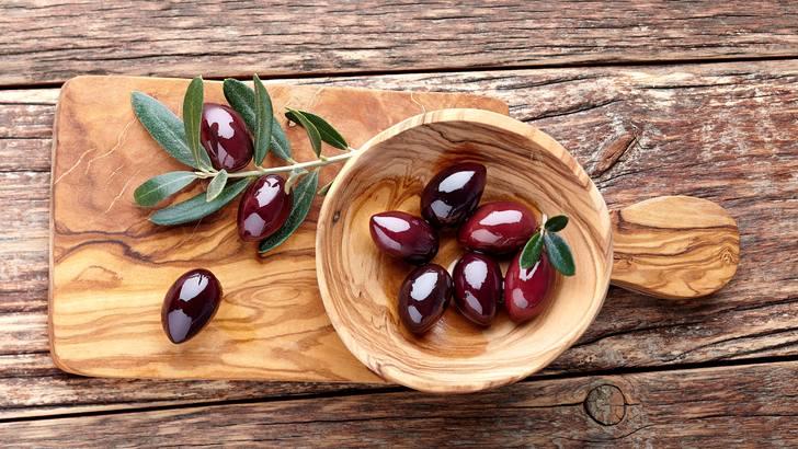 Как выбрать маслины и оливки