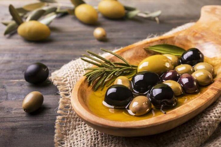 Отличия маслин от оливок