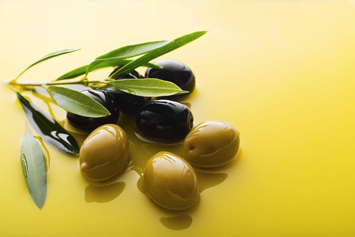 Разновидности оливок