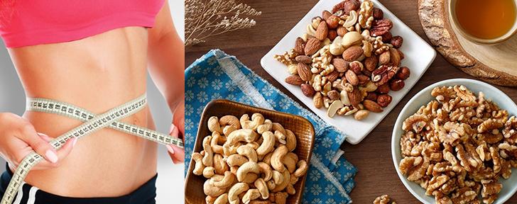 Ореховая диета для похудения - Все про диеты