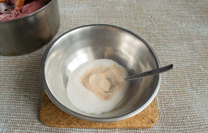 Преимущества использования пектина при варке варенья