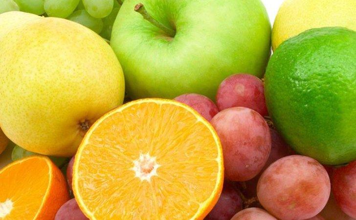 Фрукты и ягоды содержат пектин