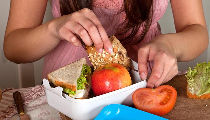 Чем перекусывать на диете