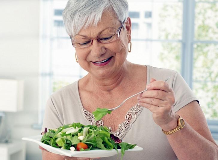 Питания в период менопаузы