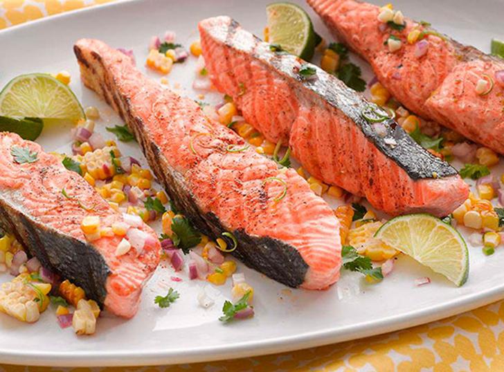 Рыба в питании