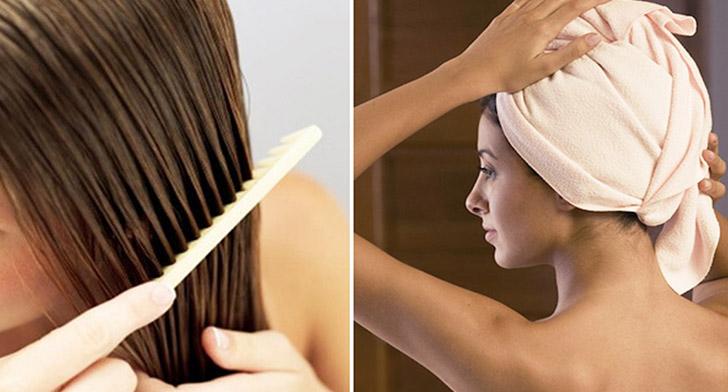 Маска для роста и густоты волос