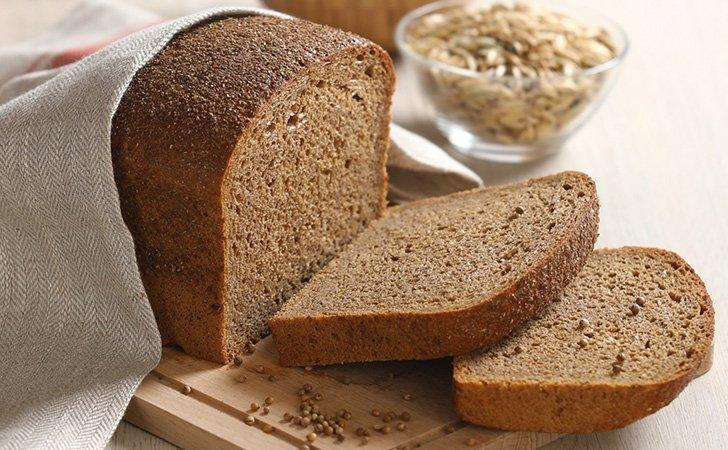Ржаной хлеб - полезные углеводы