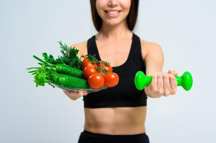 Польза употребления овощей и зелени
