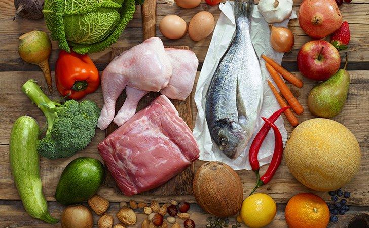 Продукты для безуглеводной диеты