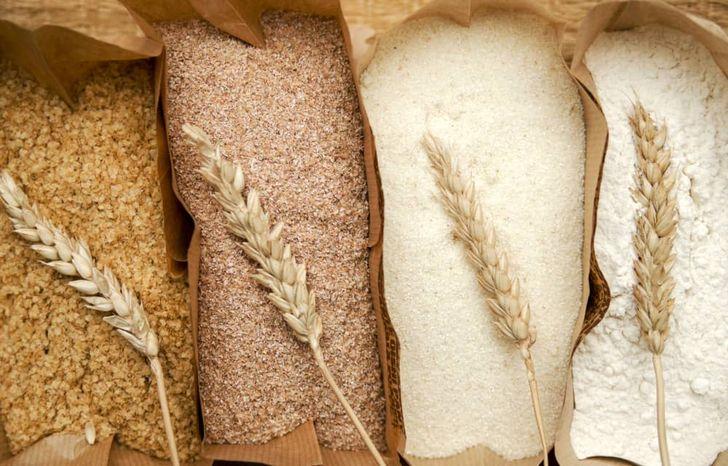 Каши из пшеницы