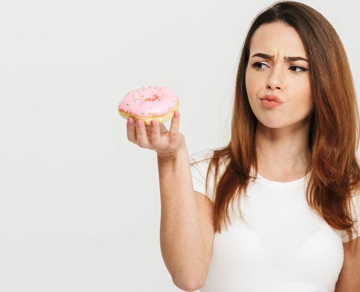 Вред глютеновых пирожных