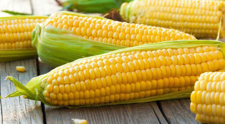 Кукуруза замедляет обмен веществ