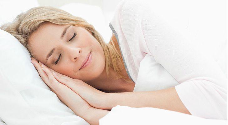 Здоровый сон ускоряет метаболизм