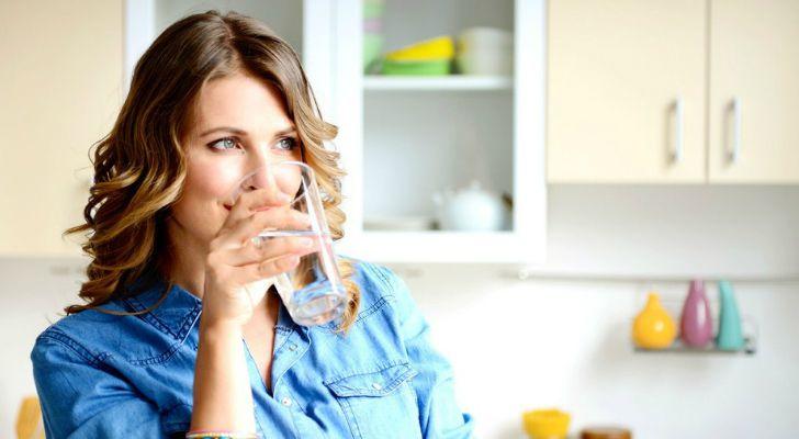 Вода улучшает обмен веществ