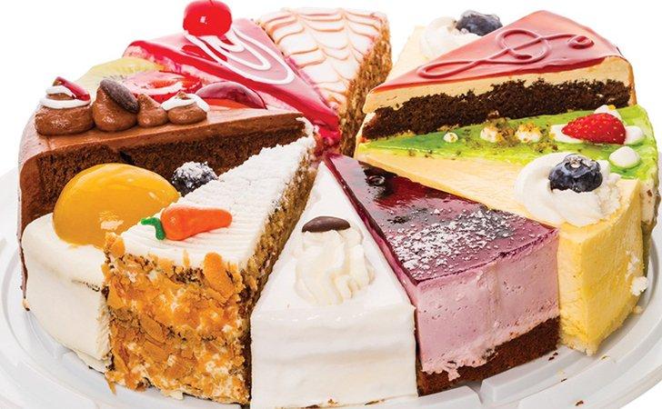 Торт - рафинированный продукт