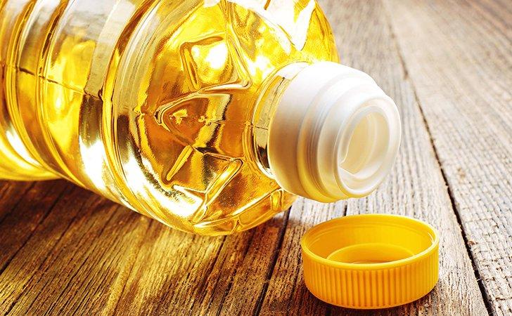 Рафинированное (очищенное) масло