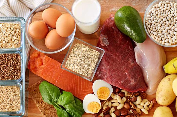 Замена животного белка растительным