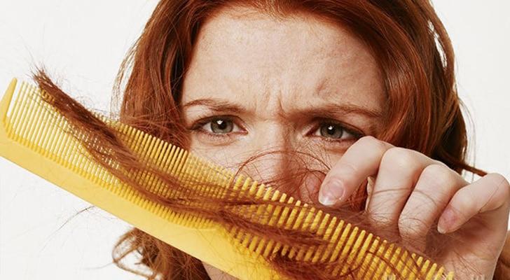 Сахар и выпадение волос