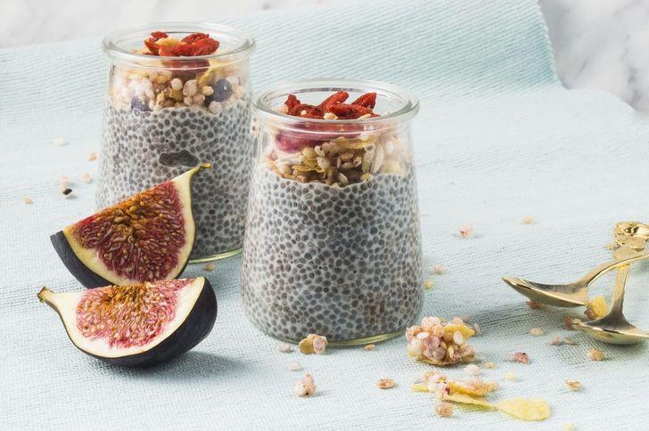 Семена чиа - рецепты приготовления
