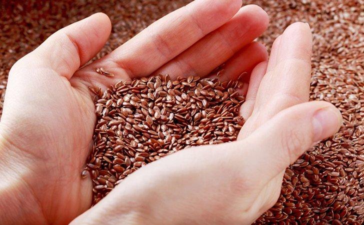 Худеем с помощью льняных семян