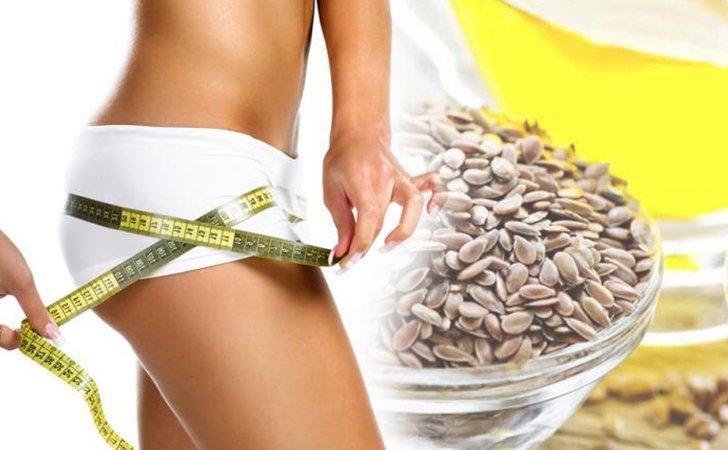 Эффективность семян льня при похудении