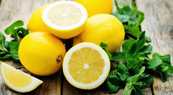 Мятно-лимонный напиток состав