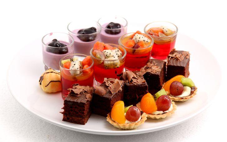 Десерты с сахарозаменителями