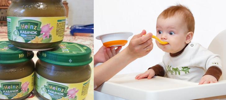 Можно ли давать сырой кабачок детям