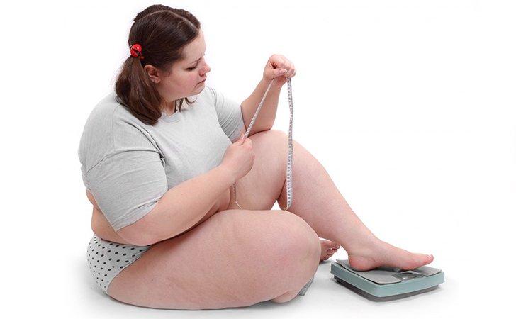 Ожирение при злоупотреблении тросниковым сахаром